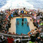 animación turística barcos